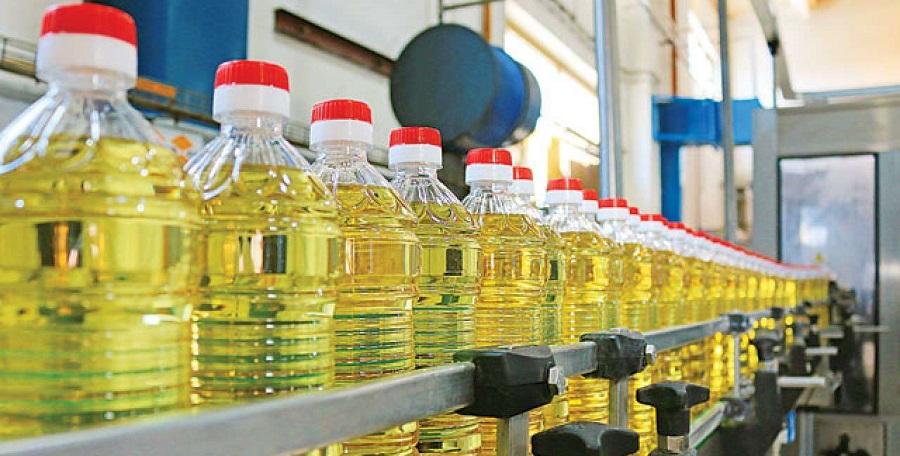 میزان حضور برندهای روغن مایع